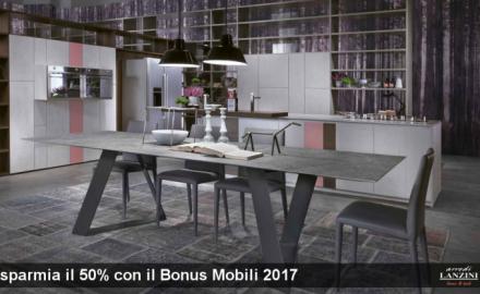 Bonus Mobili prorogato fino a fine 2017